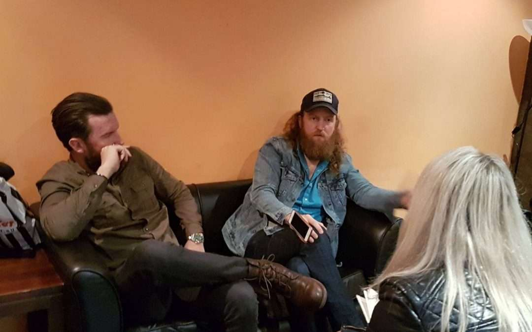OUT OF THE ARCHIVE – IN CONVERSATION WITH THE BROTHERS OSBORNE