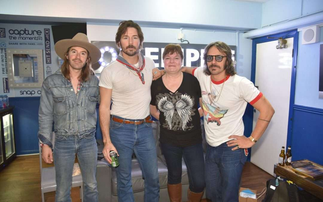 Kate chats to Midland ahead of their sell out show at the O2 Shepherds Bush