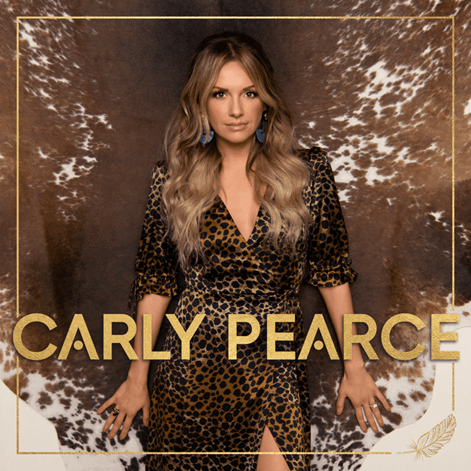 CARLY PEARCE ANNOUNCES SELF-TITLED SOPHOMORE ALBUM DUE FEBRUARY 14, 2020