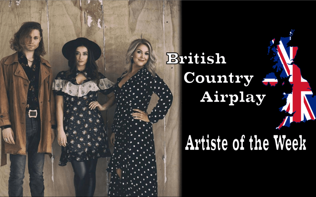 British Country Airplay's Artist of the Week – The Wandering Hearts.