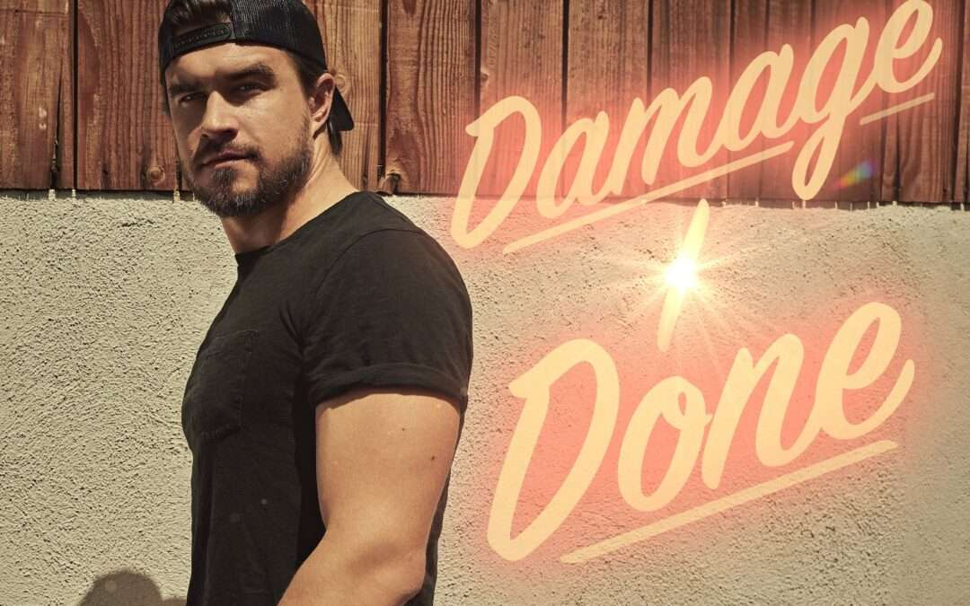 Rob Mayes new single out now – Damage I Done – 5th June