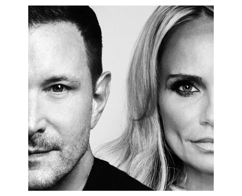 """TY HERNDON + KRISTIN CHENOWETH RELEASE NEW DUET — """"ORPHANS OF GOD"""" – Available NOW"""
