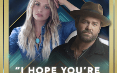 "Country Star Lee Brice Takes Home CMA Award for ""Musical Event of the Year"" with Carly Pearce at 54th Annual CMA Awards"