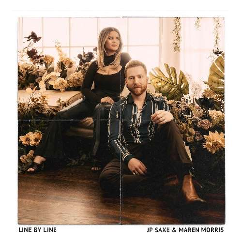 """JP SAXE AND MAREN MORRIS RELEASE """"LINE BY LINE"""" – WATCH THE OFFICIAL VIDEO HERE"""