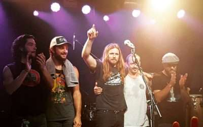 Lukas Nelson at The Garage, London