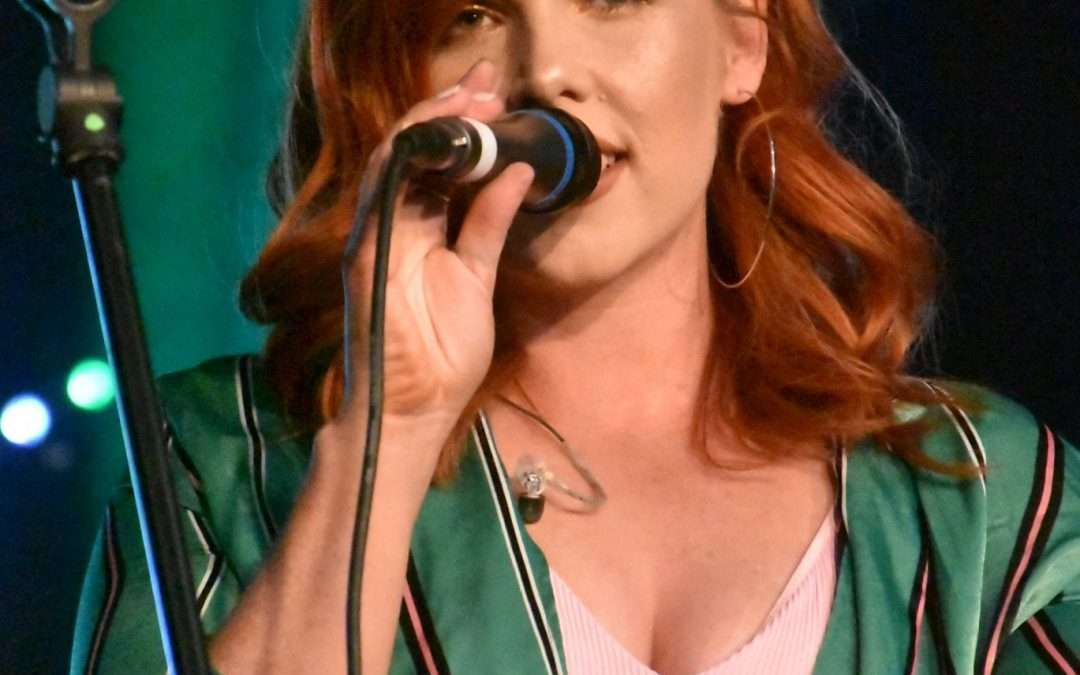 British Country Airplay's Artiste of the Week is… Laura Oakes