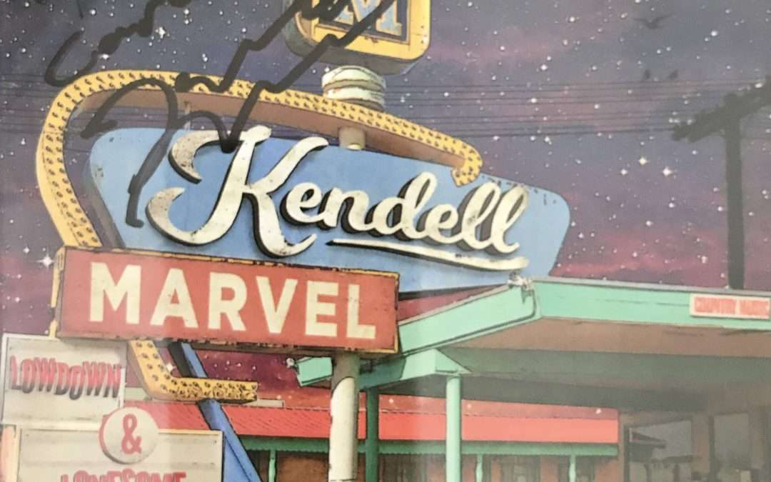 Kendell Marvel Lowdown & Lonesome Album Review
