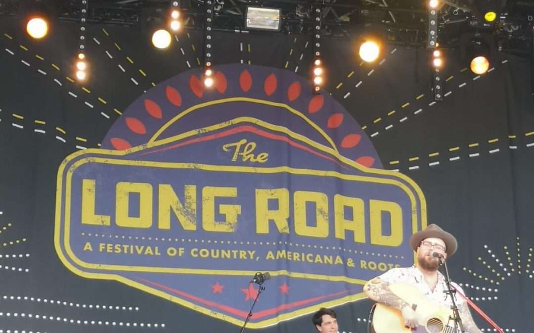 Joshua Hedley The Long Road Festival September 2018 by Andrew Rollason