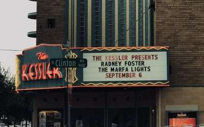 Radney Foster Live at the Kessler Theatre, Dallas, Texas 7th Sept 2018