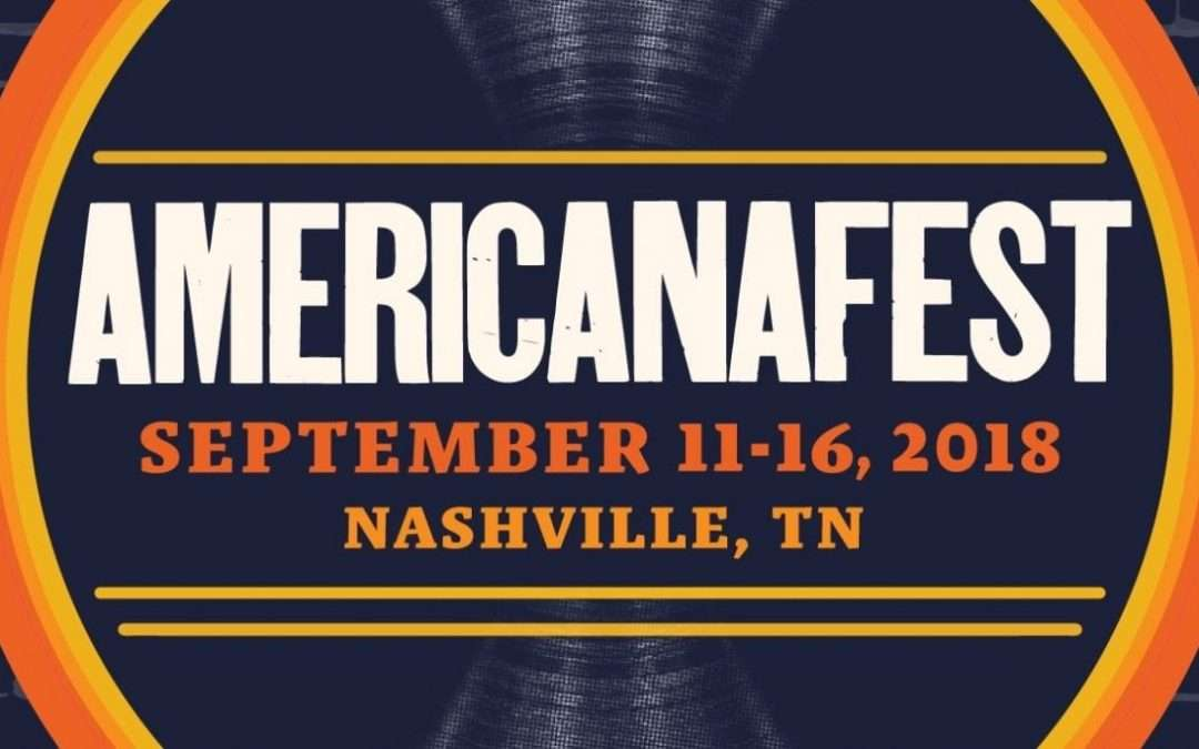 Americana Fest Nashville September 2018