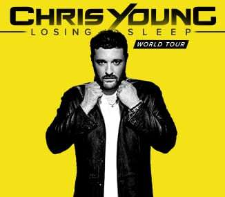 Chris Young Announces UK Dates!