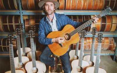 Willie Watson live at The Garage