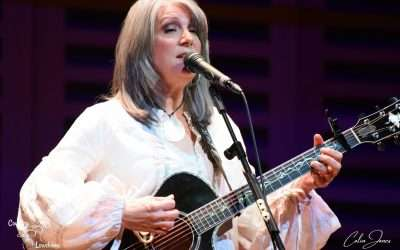Kathy Mattea with support from Roseanne Reid – Kings Place, London – Wednesday 30th January 2019