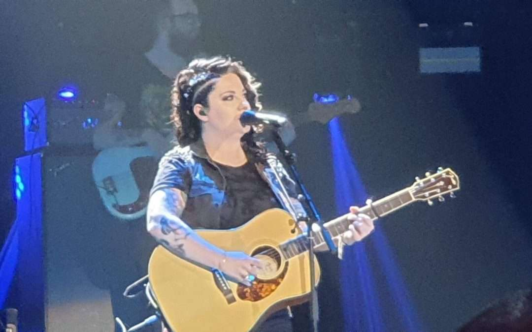 Ashley's McBryde's UK tour has been re-scheduled for May 2022.