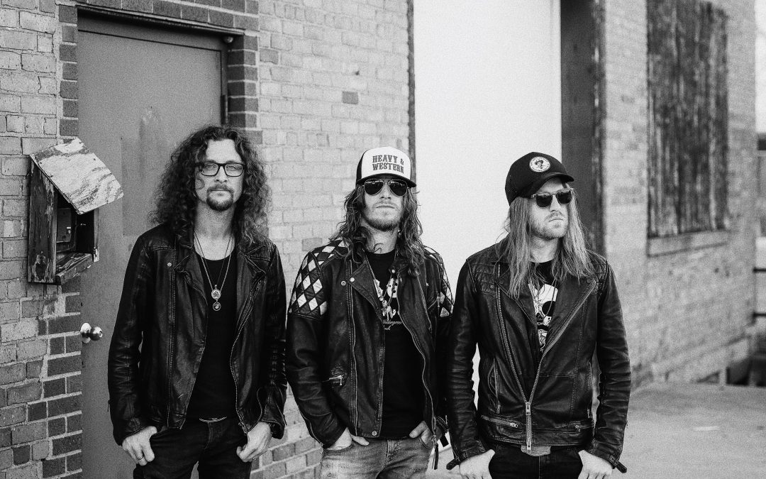 THE CADILLAC THREE RELEASE NEW SINGLE  'CRACKIN' COLD ONES WITH THE BOYS'