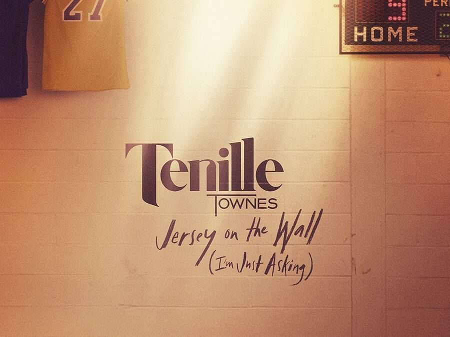 Out now – Tenille Townes 'Jersey On The Wall' & October UK Tour