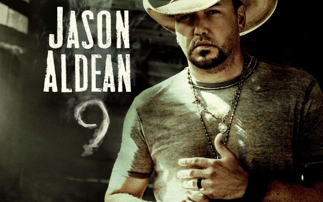 JASON ALDEAN ANNOUNCES NINTH STUDIO ALBUM