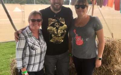 Interview with Logan Mize at The Long Road Festival.