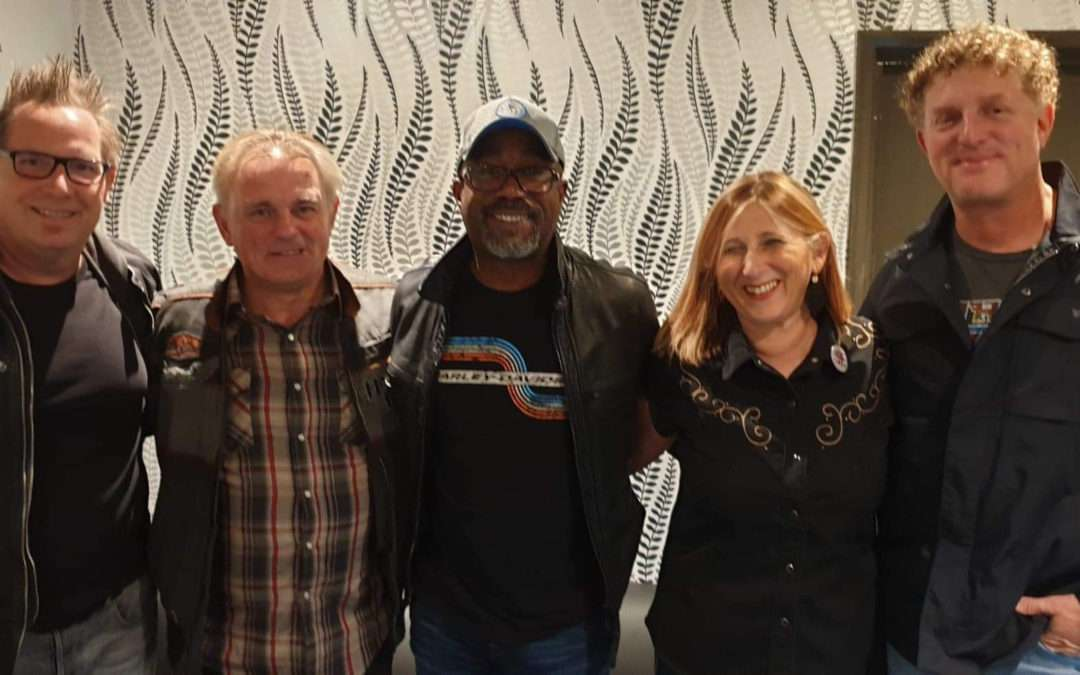Hootie and The Blowfish Interview by Mary Dopson-Taylor