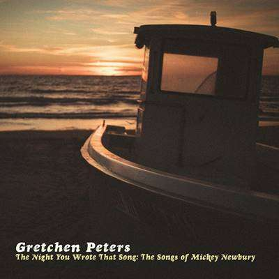 Gretchen Peters to release album of Mickey Newbury songs and UK tour dates announced