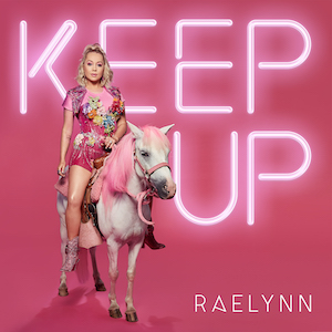 New single/video from RaeLynn – 'Keep Up' (out now)