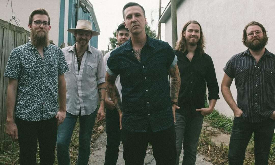 Amy Westney Chats to American Aquarium's BJ Barham on the release of new album 'Lamentations'
