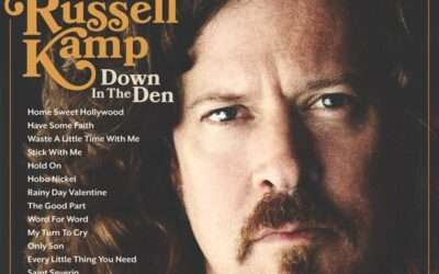Ted Russell Kamp – 'Down in the Den' Album Review