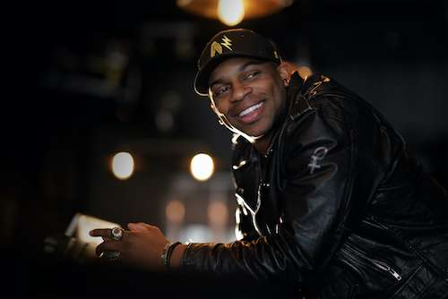 JIMMIE ALLEN ANNOUNCED AS ACM NEW MALE ARTIST OF THE YEAR 2021