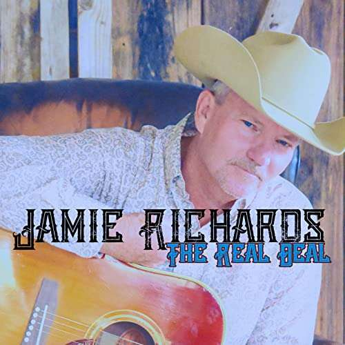 Jamie Richards 'The Real Deal' Album Review.