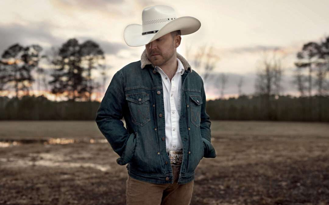 JUSTIN MOORE GOES BACK TO HIS ROOTS — STRAIGHT OUTTA THE COUNTRY
