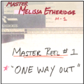 Melissa Etheridge Announces New Album One Way Out and Releases Title Track.