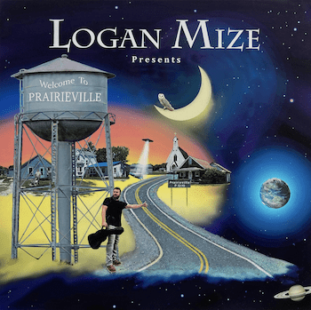 Logan Mize Releases 'Welcome To Prairieville' Album & Debuts Poignant Video for 'I Need Mike'