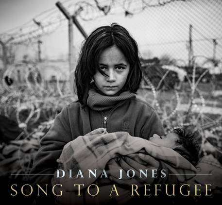 DIANA JONES BRINGS SONG TO A REFUGEE TO THE UK FOR SHOWS IN SEPTEMBER & OCTOBER