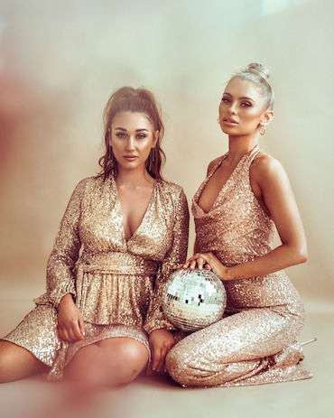 NEW RELEASE: Emma & Jolie say goodbye to toxic relationships with upbeat pop-country single All That Glitters